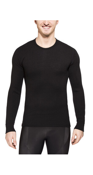 Woolpower 200 Crewneck Unisex black